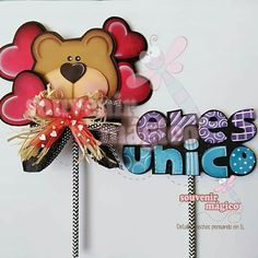 Diy And Crafts, Paper Crafts, Crazy Love, School Projects, Diy For Kids, Valentine Gifts, Minnie Mouse, Banner, Lettering