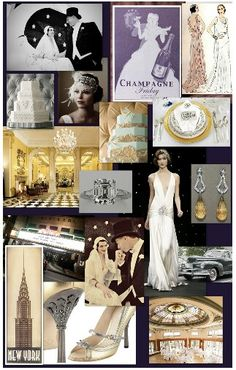 ~~  Art Deco inspiration