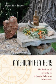"INTERVIEW WITH JENNIFER SNOOK, Part One: My interview with author of ""American Heathens: The Politics of Identity in a Pagan Religious Movement"" starts now at The Norse Mythology Blog. Sociologist Jennifer Snook's groundbreaking new work is the first peer-reviewed academic book on American Heathens written by an American Heathen. Visit http://www.norsemyth.org/2015/09/interview-with-jennifer-snook-american.html"