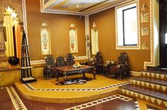 Chokhi Dhani Resort offers 5 star luxury hotel experiences in the heart of Pink City Jaipur, Rajasthan.