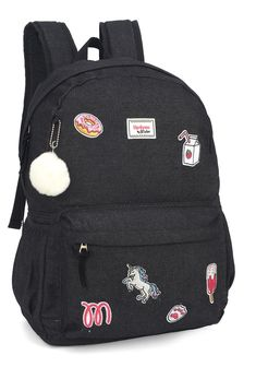 backpacks for girls Cute Backpacks For School, Cute Mini Backpacks, Girl Backpacks, Bags For Teens, Girls Bags, Handbags For School, School Bags, Fashion Handbags, Fashion Bags
