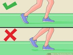4 Ways to Play Badminton Doubles - wikiHow Badminton Grip, Your Strengths And Weaknesses, Muscle Memory, Racquet Sports, Stronger Than You, Willpower, Lob