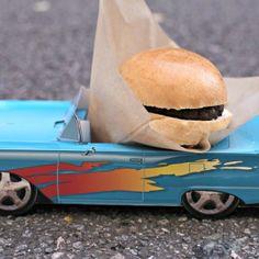 T burger station, menu kids, bcn blogger