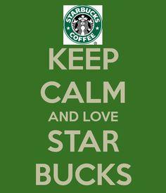 Starbucks is a fav of mine