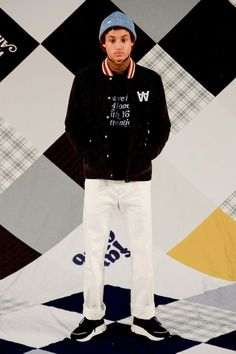 Male Fashion Trends: Wood Wood Fall-Winter 2018 - London Fashion Week Men's