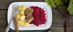 Zelí z červené řepy Dairy, Cheese, Food, Essen, Meals, Yemek, Eten