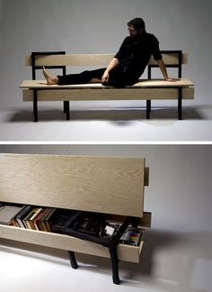 modular bench boards chairs