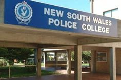 NSW Police College Goulburn - 18 years ago