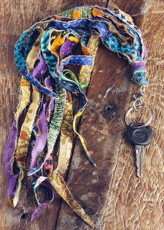 Wonder Tassel Bag Ring | Boho Festival Fashion Accessories | SoulMakes