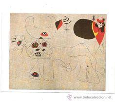 Joan Miro. Toros