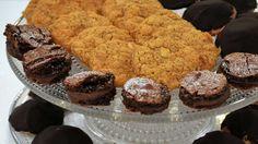 Koko Suomi Leipoo -ohjelman neljännessä jaksossa taidonnäytetehtävänä oli tehdä pikkuleipälajitelma. Lue alta Hannun laatimat reseptit. -   Sitruunaiset valkosuklaacookiet, mudcake-kerrospikkuleivät ja suklaakeksit