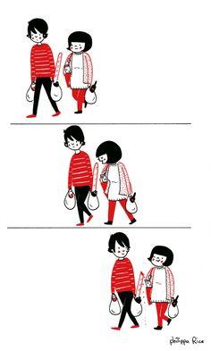 Amor no dia a dia
