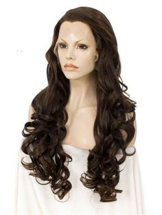 Luna Beauty Lace Front Human wig//250/% Density//18-28inches available//Loose Wave//Narural Black//human hair for Women Pre Plucked Hair Wigs
