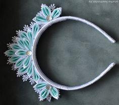 Купить Корона на новогодний утренник - серебряный, корона для принцессы, корона для девочки, корона, обруч для волос