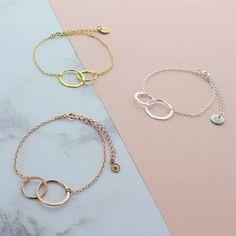 Infinity Link Bracelet - bracelets & bangles