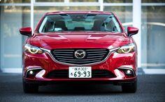 New Mazda Atenza (Mazda 6) facelift マツダ アテンザ 改良新型