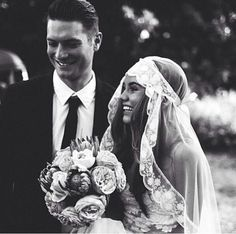 Want her veil
