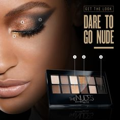 Dare to go nude - It's time to give nude a new attitude. Do you dare?