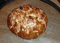 Hrníčkový mazanec naší babči Pan Dulce, Easter Recipes, Muffin, Bread, Baking, Breakfast, Food, 35, Pizza