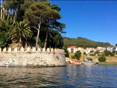 El castillo.Soto del Barco