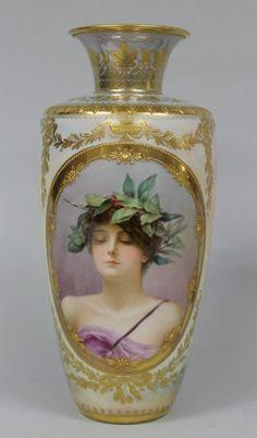 19th Century Royal Vienna Vase