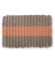 Nautical Rope Doormat: Outdoor Furniture and Accessories   Free Shipping at L.L.Bean