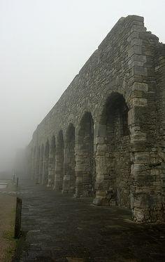 Southampton Town Wall