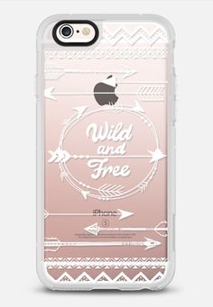 WILD - FREE by Monika Strigel iPhone 6s Case by Monika Strigel   Casetify
