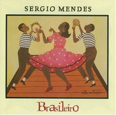 Barnes & Noble® has the best selection of Jazz Bossa Nova CDs. Buy Sergio Mendes's album titled Brasileiro to enjoy in your home or car, or gift it to Spanish Music, Latin Music, New Music, Vinyl Cover, Lp Vinyl, Cover Art, World Music, Radios, Astrud Gilberto