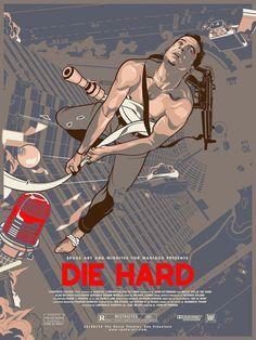 'Die Hard' by Vincent Aseo
