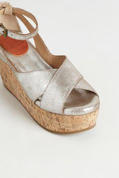 High Rise Wedges #Anthropologie @Anthropologie via @TaggTo