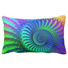 Psychedelic Fractal Blue Pattern Throw Pillow | Fractal Art Gifts - http://www.photographybypixie.com/2015/03/11/psychedelic-fractal-blue-pattern-throw-pillow-fractal-art-gifts/ #fractalart #fractal #art #gifts