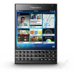 BlackBerry Passport QWERTY Black (4868993664) - Aukro - největší obchodní portál
