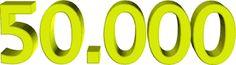 Roxy IN Blog: 50.000