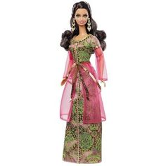 Barbie Collector Dolls Of The World Morocco Doll