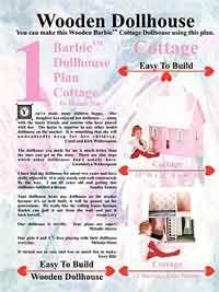barbi dollhouse plan