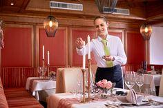 Persönlicher und herzlicher Service von unserem gesamten Adler-Inn-Team Table Settings, Candles, Dinner, Food, Gourmet, Ice Cream Flavors, Homemade Breads, Dining, Food Dinners