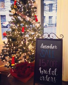 Tis the Season.Receive 15% off of your Bridal Order (when paid in full) during the month of December!!! Visit our website to book an appointment!  #cicadabridal #yourdressmadehere #seattlebrides #seattlebride #seattle #pnwmade #pnwbride #pnw #customweddingdress #customweddinggown #custom #weddingshop #bridal #bridalgowns #bridalorders #15 #15%off #15% #december #decembersale