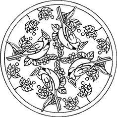 food coloring mandalas | Mandala Coloring Pages 2 | Coloring Ville