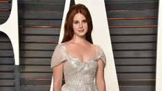 Image result for lana del rey grammy 2018 back
