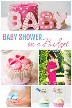 Baby Showers Can Get Very Expensive To Throw. Thankfully, There Are A Ton Of