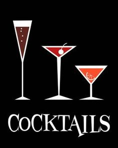 """""""Cocktails"""" by Donna Mibus"""