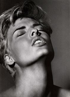 Linda Evangelista (Photography by Steven Meisel) | 1994