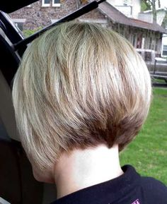 25 Blonde Bob Haircuts | Latest Bob HairStyles | Page 4