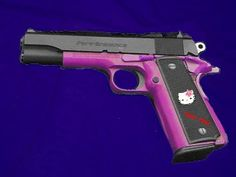 HK Handgun - It may be cute, but it still shoots!
