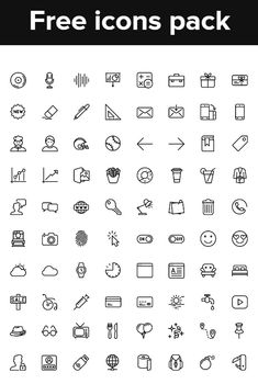 788 Best Icons, Icon & Icons images in 2019 | Icon set, Logo