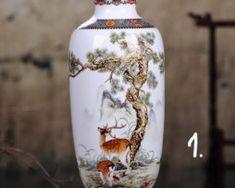 Elegantná keramická váza 1 Cremation Urns, Dog Agility, Jar, Handmade, Animals, Home Decor, Hand Made, Animales, Decoration Home