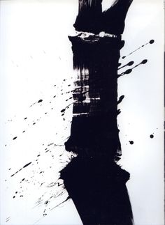Asolitarycomfort - Fabienne Verdier Arboretum of the imaginary N° 4 Alexander Calder, Black And White Abstract, White Art, Action Painting, Painting & Drawing, Abstract Expressionism, Abstract Art, Pop Art, Art Asiatique