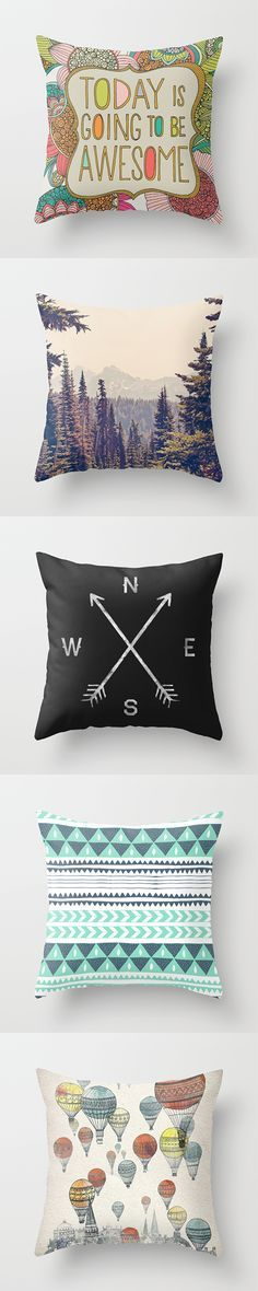 Throw Pillows and millions of other products available at Society6.com today. Every purchase supports independent art and the artist that created it. Latest Modern Web Designs. http://webworksagency.com