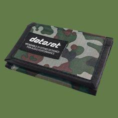 Camo wallet by #DatasetClothing www.feeldataset.com